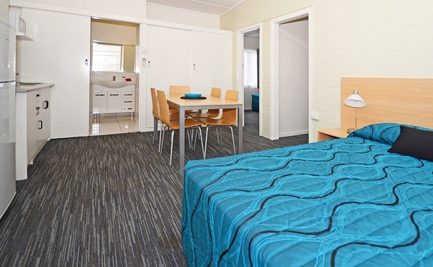 Hervey Bay Accommodation - The Urangan Motor Inn