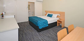 Single Room Premium at Urangan Motor Inn