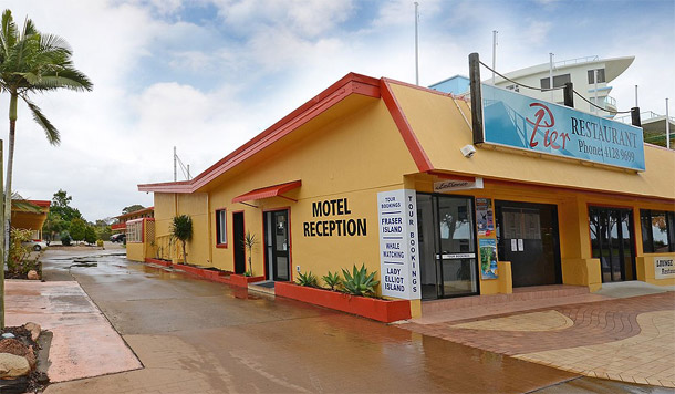 Hervey Bay Accommodation - The Urangan Motor Inn and Pier Restaurant